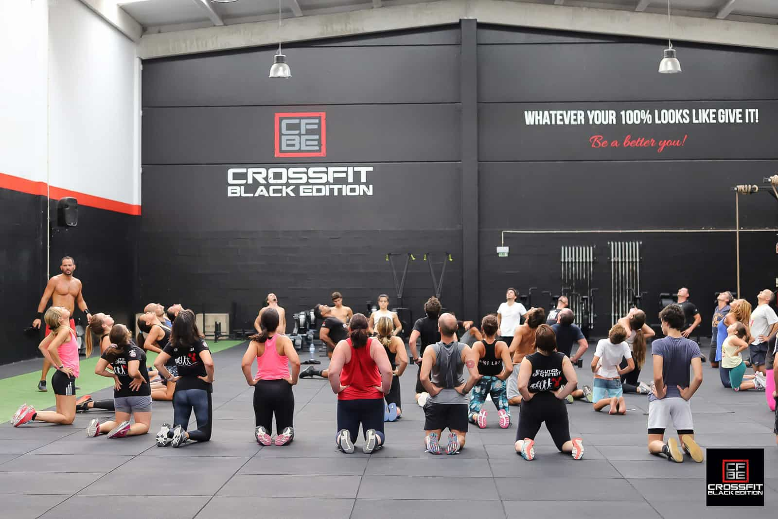 Mobility Class at Black Edition