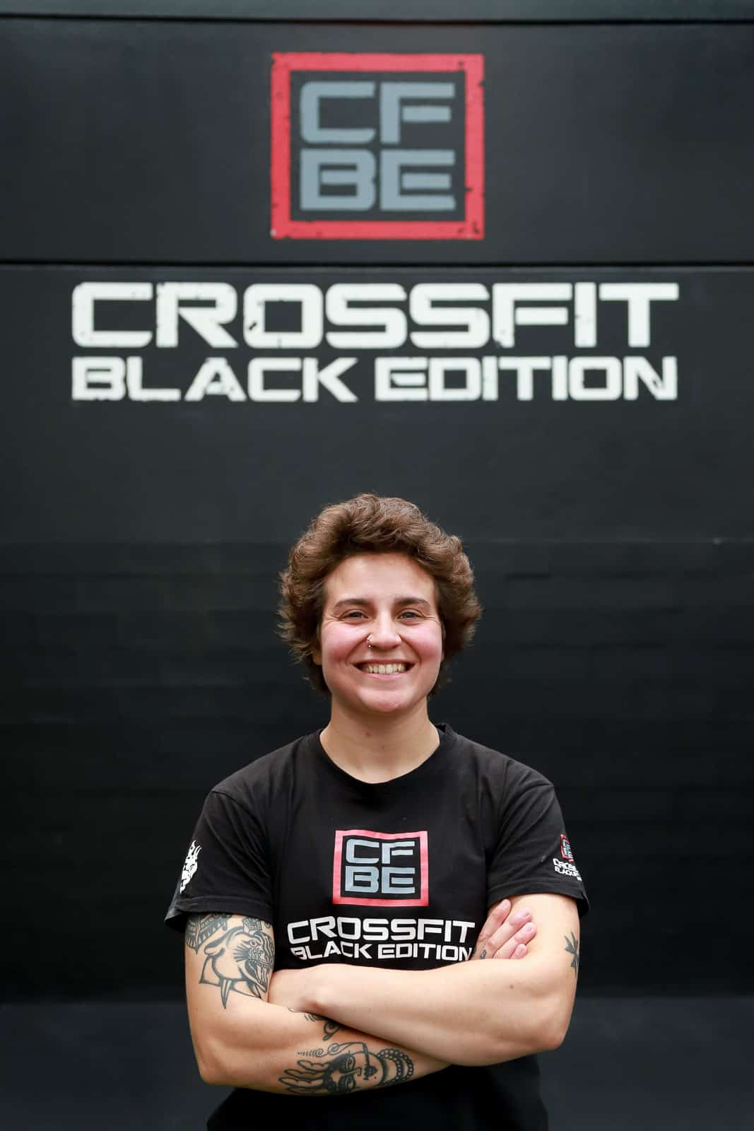 Patricia Simoes Coach at CrossFit Black Edition