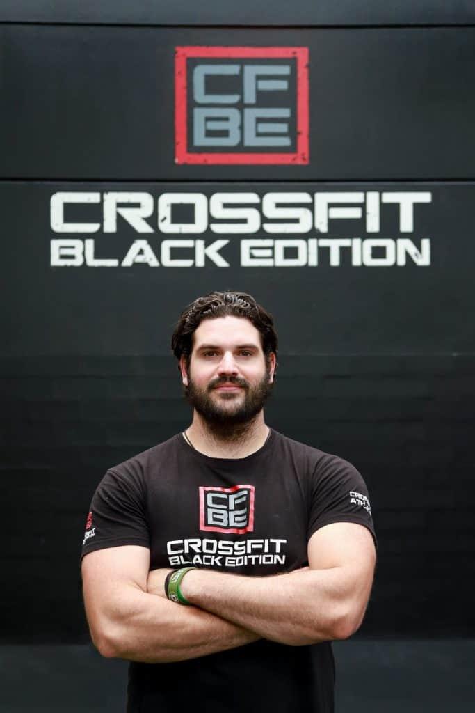 Vasco Duarte Coach at CrossFit Black Edition