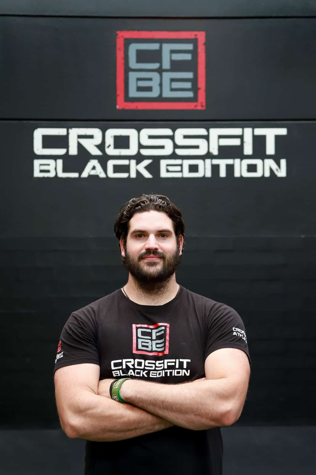 Vasco Duarte Coach at CrossFit Black Edition