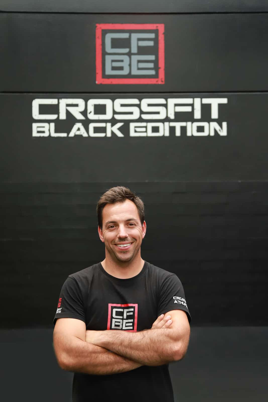 Joao Venceslau Coach at CrossFit Black Edition