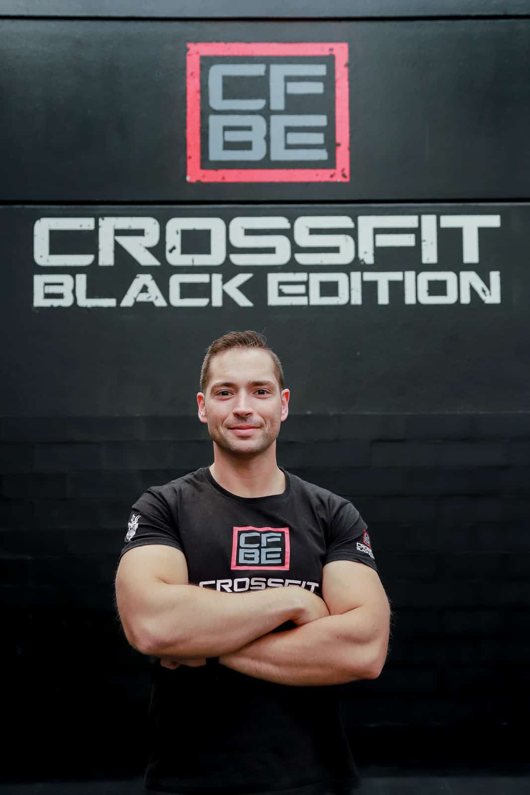 Diogo Monteiro - Coach at CrossFit Black Edition