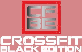 CrossFit Black Edition Logo